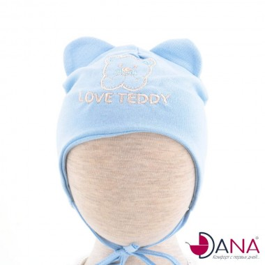 Шапка «Love Teddy»